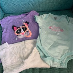 Multi baby items
